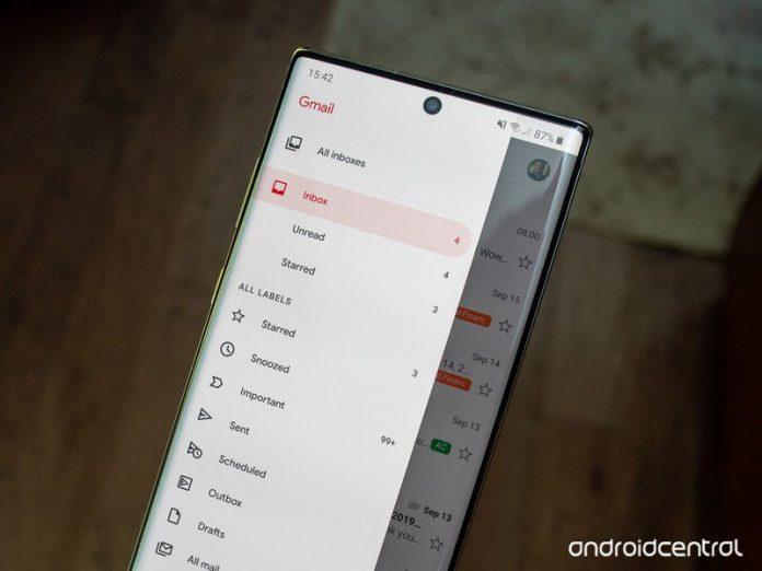 Not receiving Gmail notifications on your Note 10? You're not alone!