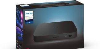 New Philips Hue Play HDMI Sync Box Lets You Sync Your Lights to Your Apple TV