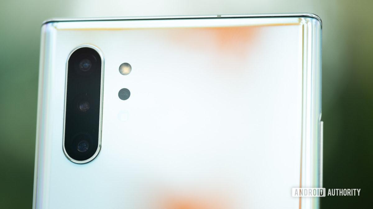 Samsung Galaxy Note 10 Plus camera macro 1