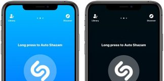 Apple-Owned Shazam Updated With Dark Mode Ahead of iOS 13 Launch