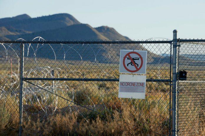 FAA closes airspace around Area 51 ahead of alien raid event