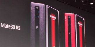 Huawei's new Mate 30 RS Porsche Design has 12GB RAM and 512GB storage