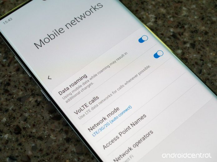 How to enable VoLTE on the Galaxy Note 10
