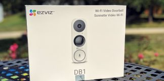EZVIZ DB1 review