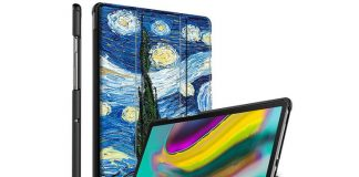 The best Samsung Galaxy Tab S6 cases and covers