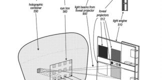 Apple patent provides more details about rumored augmented reality headset