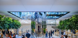 Apple's Fifth Avenue flagship store is reopening. Here's what it's like inside