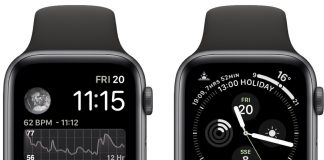 How to Bring Color Back to Infograph Apple Watch Faces After Updating to watchOS 6