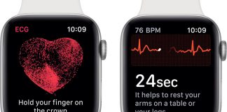 Apple Watch Series 4 and Series 5 ECG Feature Launches in India