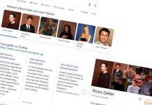 Google Search celebrates Friends 25th anniversary with fun Easter eggs