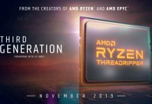 AMD's Threadripper 3 will launch in November. Here's the first official image