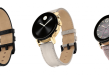 Movado Connect 2.0 launches with $495 starting price