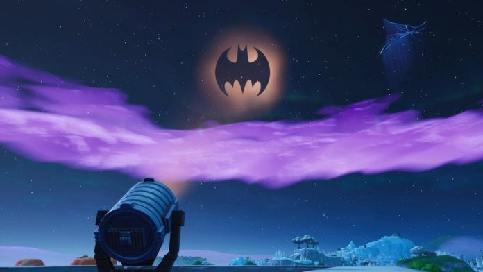 Here's where to find and light up Bat Signals in Fortnite