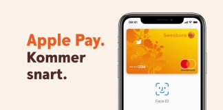 Apple Pay is Coming Soon to Swedbank, One of Sweden's Largest Banks