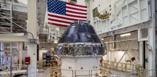 NASA taps Lockheed Martin to build Orion spacecraft for decade-long moon mission