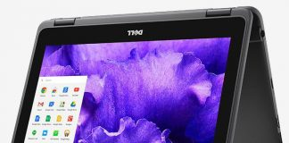 Inspiron Chromebook 11 2-in-1 drops under $300 during Dell's Semi-Annual Sale