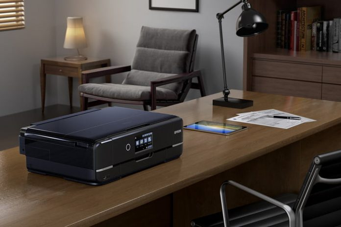 Epson crams wide-format printing into a compact, voice-activated photo printer