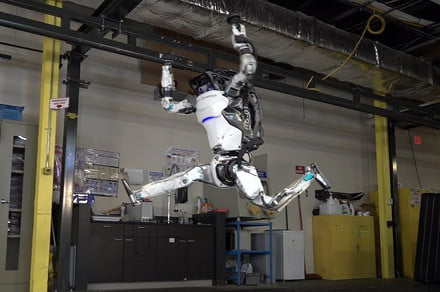 Boston Dynamics shows off Atlas robot doing parkour in new video