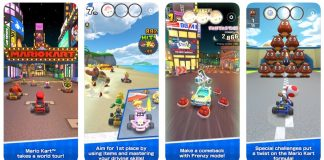 'Mario Kart Tour' Now Available for iPhone and iPad