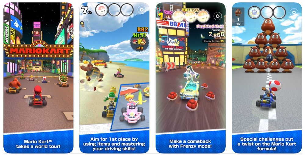 Mario Kart Tour Now Available For Iphone And Ipad Aivanet