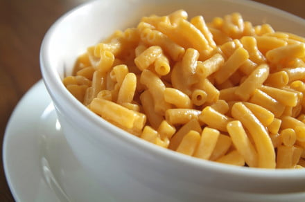 Pack your utensils: There will be macaroni and cheese on Mars