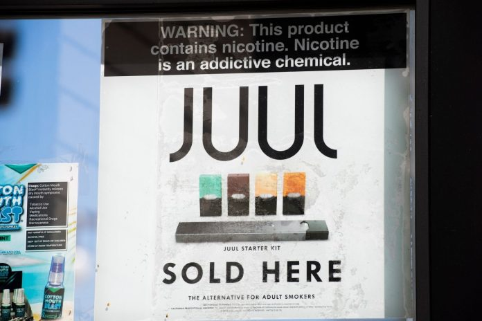 Juul's CEO steps down amid federal investigations into the e-cigarette giant