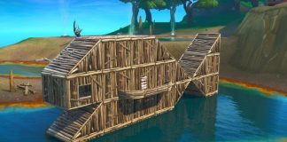 Where to find a Giant Fish, Llama, and Pig in Fortnite