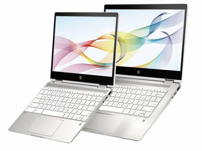 HP debuts two new convertible Chromebooks with USI 1.0 stylus support