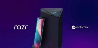 Motorola Razr foldable expected before the end of the year