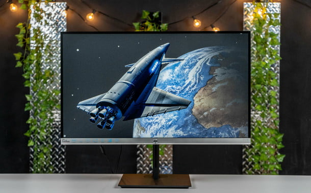 HP 27f 4K monitor review