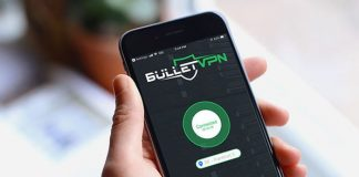 BulletVPN: A lifetime of secure mobile browsing, just $39