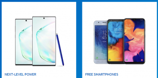 The best deals available at AT&T (October 2019)