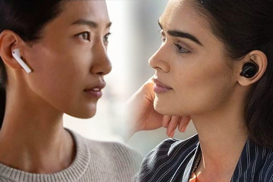 Amazon Echo Buds vs. Apple AirPods: Which true wireless earbuds should you buy?