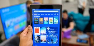 The refreshed Fire HD 10 tablet is Amazon's first product to use USB-C
