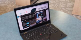 Lenovo's Thinkpad X1 Yoga laptop gets a huge $1,840 discount with this deal