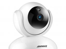 ANNKE HD Smart Wireless PT Camera review