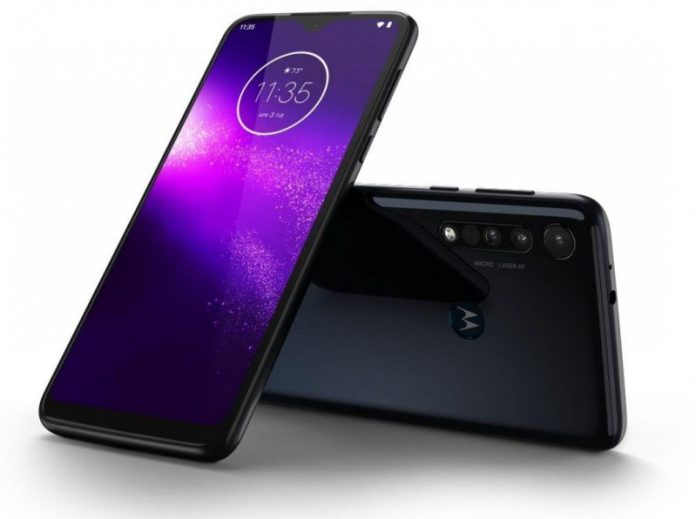 Motorola One Macro is here with Helio P70 chipset, triple rear cameras