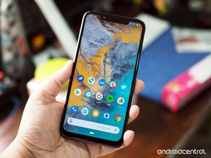 Nokia 8.1 starts receiving the stable Android 10 update