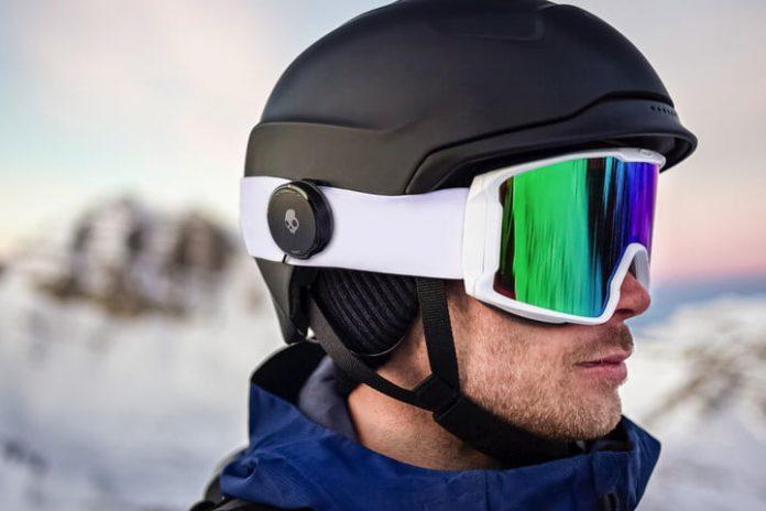 Skullcandy Vert are wireless earbuds designed for a skier's gloved hands