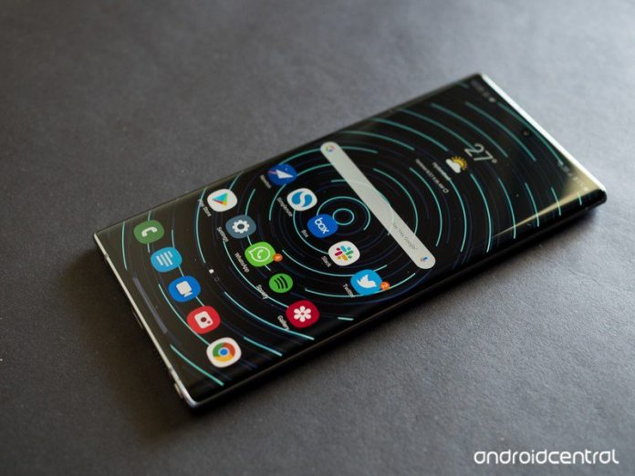 Did you remove your Note 10's pre-installed screen protector?