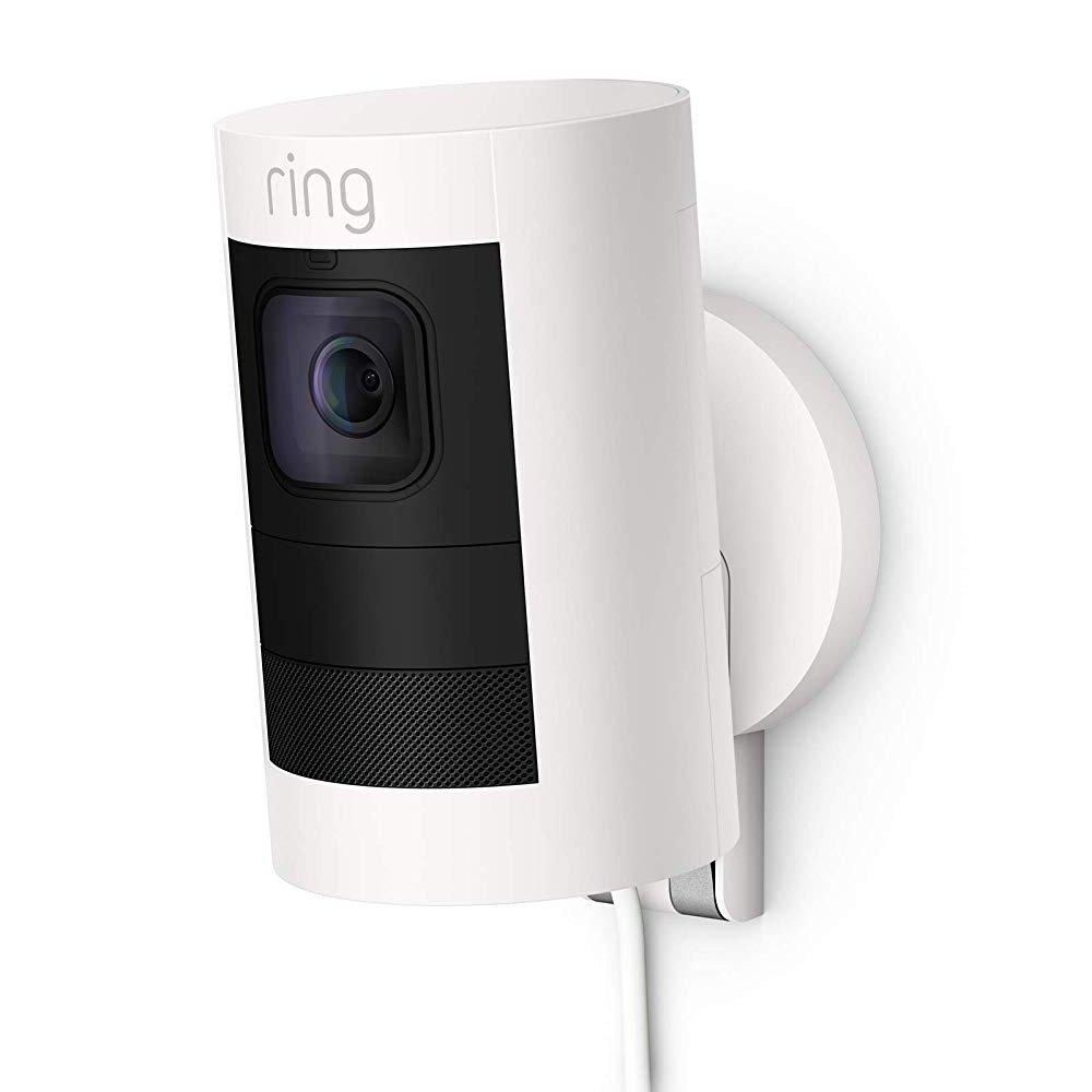 Ring Stick Up Cam Plug-In