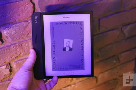 Kobo Forma e-book readers can now access Dropbox. Here's how to link up