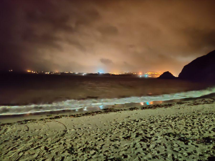 OnePlus 7T Pro Camera Sample Low light Vs. the iPhone 11