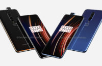 OnePlus 7T Pro Leaked Renders including McLaren Edition 1