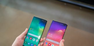 Here's an early look at Samsung's Android 10 beta