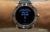 Diesel On Axial Wear OS smartwatch 1