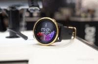 garmin venu smartwatch oled display 2