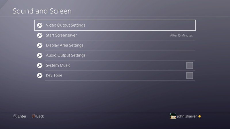 ps4-pro-enable-4k-sound-screen-video-out