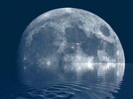 Ice on the moon may be billions of years old, new study shows