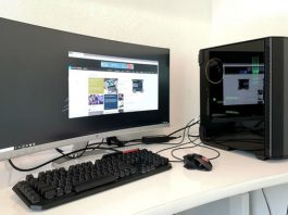 HP 34f ultrawide monitor review: Premium for less